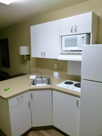 Extended Stay America - Pittsburgh - Carnegie: Cocina