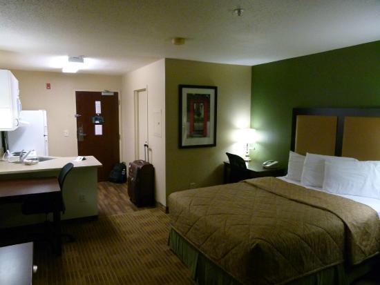 Extended Stay America - Pittsburgh - Carnegie: Habitación