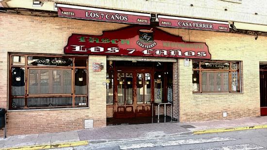 Restaurante Los 7 Caños