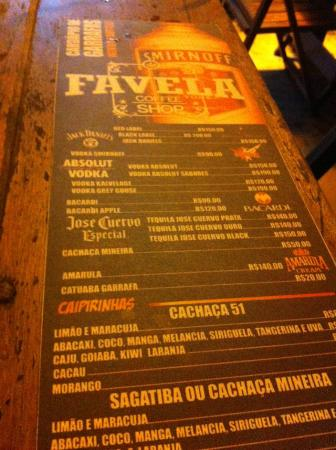 ‪Favela Coffee Shop‬