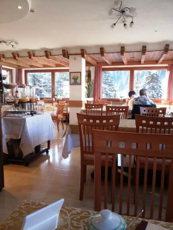 Hotel La Stua: Sala da pranzo