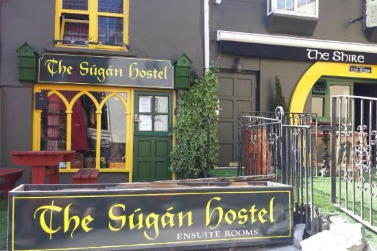 The Sugan Hostel : Outdoor