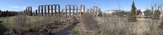 Aparthotel Capitolina: Aquedutos de Merida