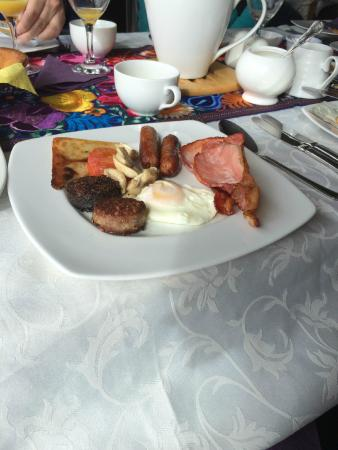 Achill Lodge: Made to order breakfast