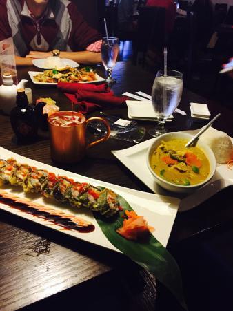 Orchid Thai & Sushi