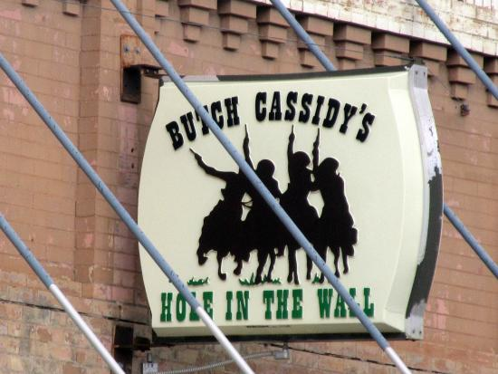 Butch Cassidys Hole In The Wall