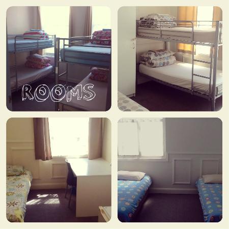 BK Hostel: Rooms