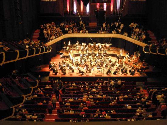 West Australian Symphony Orchestra: Perth Concert Hall