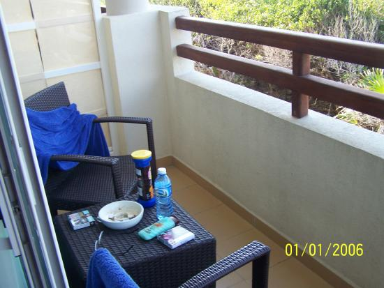 Be Live Collection Cayo Santa Maria: Our Balcony.