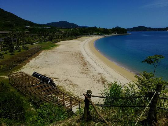 Kenmin no Hama (Hiroshima Prefectural Beach)