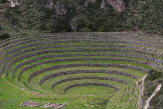 ‪Moray Agricultural Terraces‬