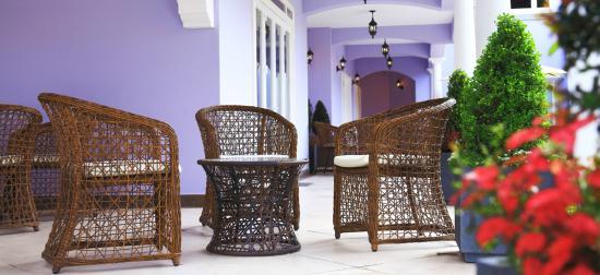Casa Bonita Hotel Boutique: Amplios Pasillos