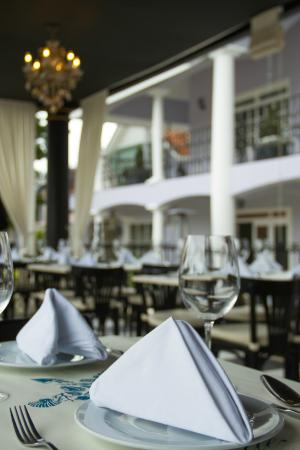 Casa Bonita Hotel Boutique: Restaurante Estrella de Mar
