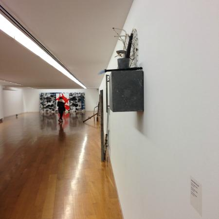 Centro Galego de Arte Contemporánea: vista de uma das salas