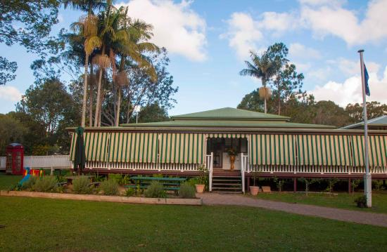Bangalow Heritage House Museum & Cafe