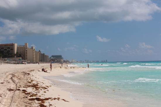 Iberostar Cancun Beach Area