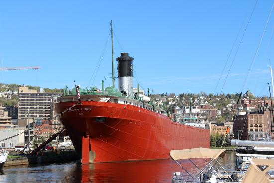 S.S. William A. Irvin Ore Boat Museum