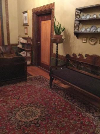 upstairs hallway and lounge area picture of dutch manor antique rh tripadvisor com