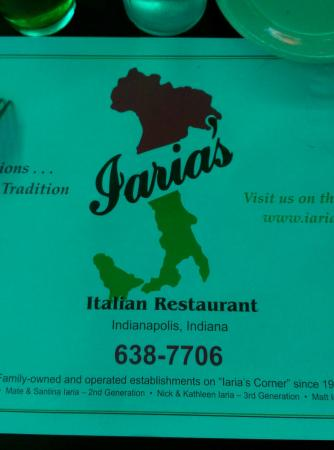 Iaria's Italian Restaurant