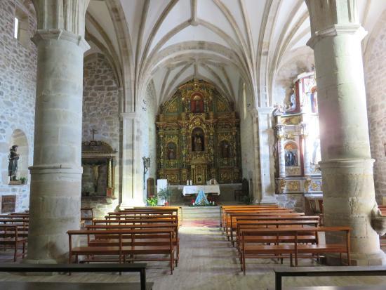 Barbadillo del Pez, Ισπανία: Iglesia de San Salvador