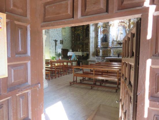 Barbadillo del Pez, إسبانيا: Iglesia de San Salvador