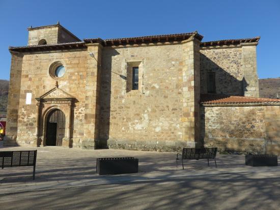 Barbadillo del Pez, Spain: Iglesia de San Salvador