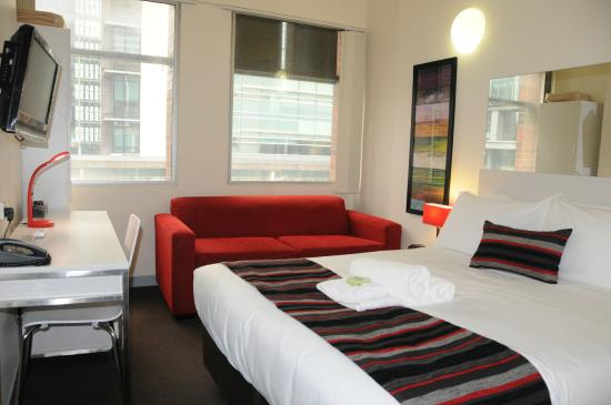 City Edge Brisbane Hotel Executive Suite