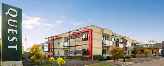 Heatherton, Australia: Quest Moorabbin hotel and apartment accommodation