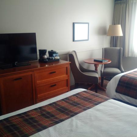 Whistlers Inn: Double Queen Room