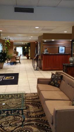 Quality Inn Union City: Lobby