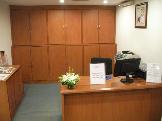 Fortune Park Panchwati Hotel: Business Center