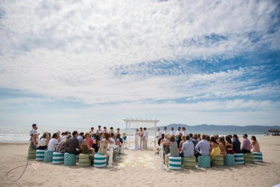 Hard Rock Hotel Vallarta Jepson Wedding Ceremony