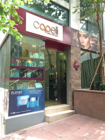Sense of Touch Arbuthnot & Capelli Hair Salon