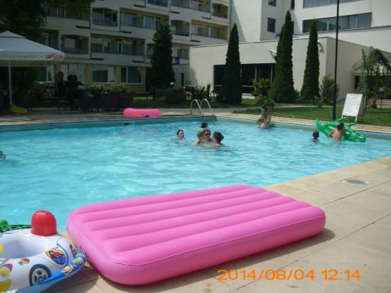 Cocor Spa Hotel : Pool