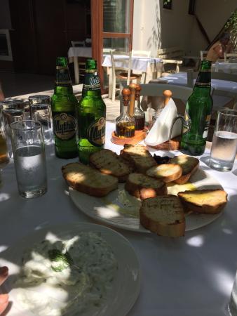 Amethystos: Söndagsmiddag m min grekiska familj