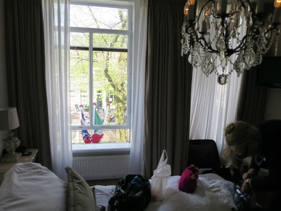 L'Auberge Damhotel Edam: chambre Mozart