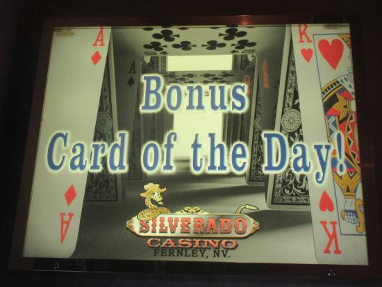 Fernley silverado casino