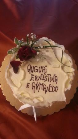 Agriturismo La Guardata : Composizione e gusto !!!