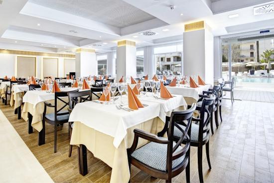 Grupotel Acapulco Playa: Restaurante