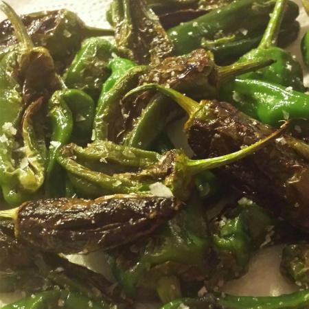 Yves Nicolier Sandrock: Padron Peppers