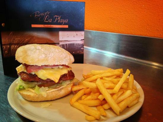 imagen Burger La Playa en Chiclana de la Frontera