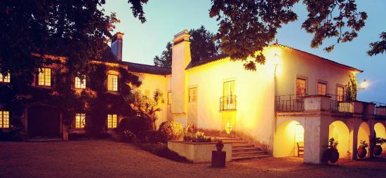 Quinta Da Alcaidaria-Mor : Casa principal