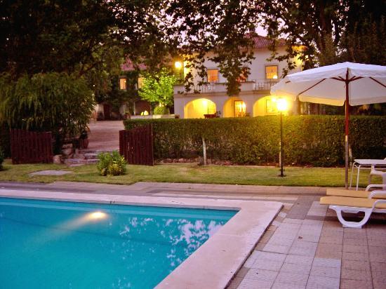 Quinta da Alcaidaria-Mór: Piscina comum