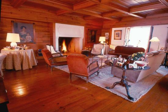Quinta da Alcaidaria-Mór: Sala de estar