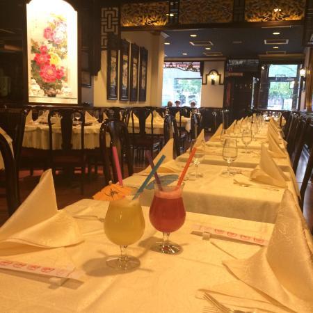 la baguette dor cuisine traditionnelle chinoise - Salle De Cuisine Traditionnelle