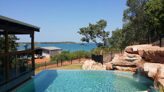 Pearl Extraction Picture Of Cygnet Bay Pearl Farm Tours Dampier Peninsula Tripadvisor