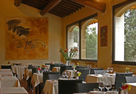 Restaurant picture of villa borghese la table de for Bains les bains restaurant