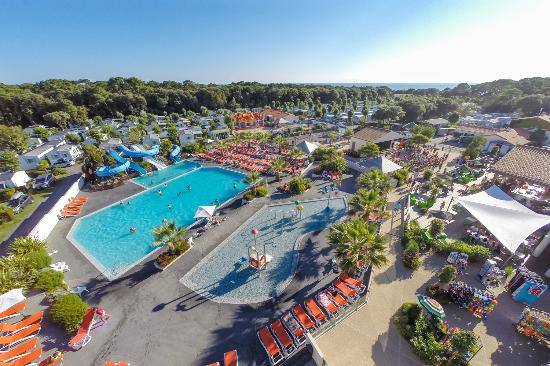 Photo of Camping Le Littoral Talmont Saint Hilaire