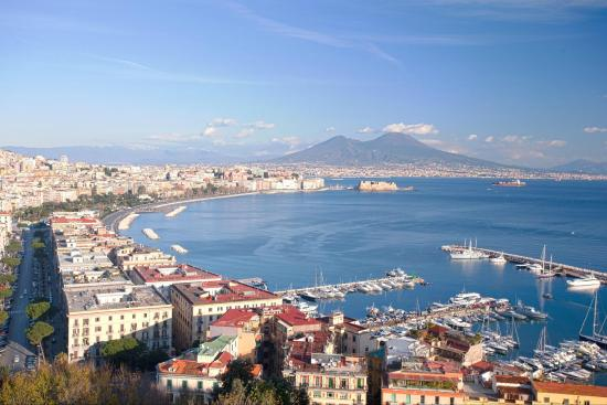 Napoli That's Amore free walking tours