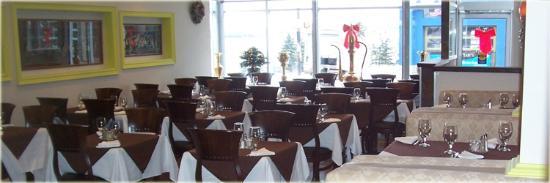 Tara Indian Cuisine: Dining area